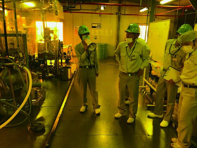 千葉工場生産3課活動風景